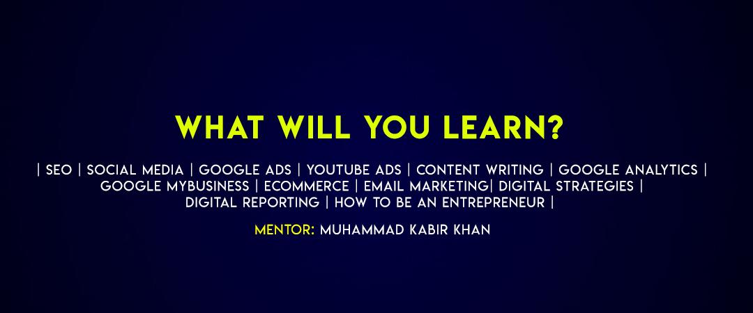 digital marketing course in pakistan