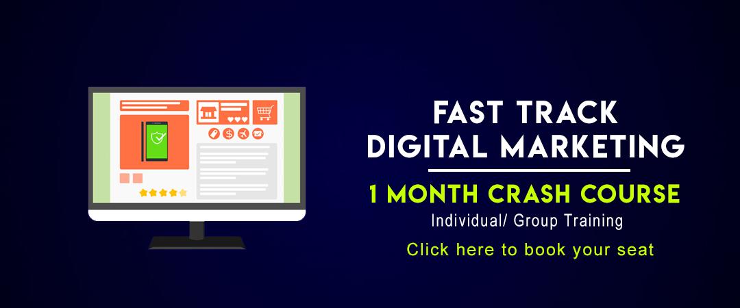 digital marketing crash course in pakistan